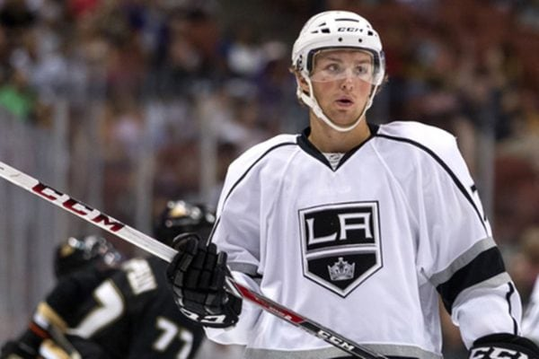 Justin Auger, LA Kings