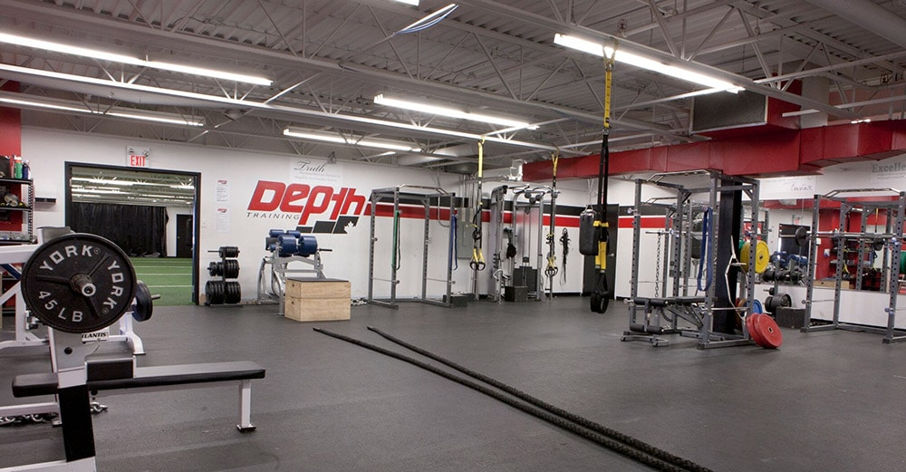 Depth Training facility