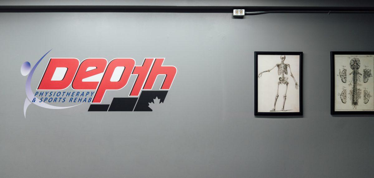 Depth Physiotherapy & Sports Rehab Logo
