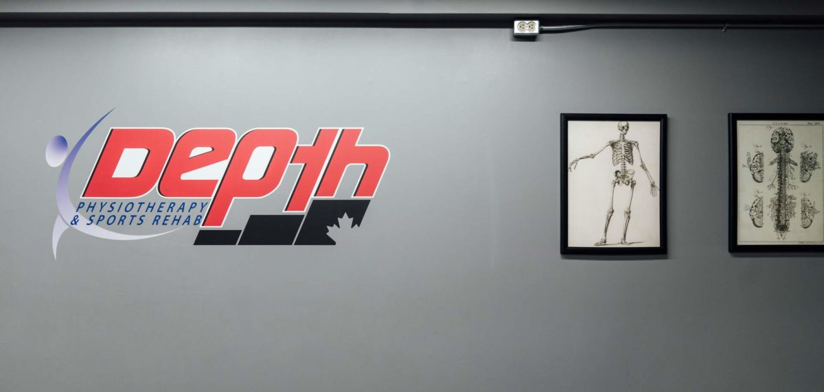 Depth Physiotherapy & Sports Rehab Logo